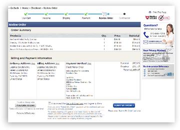 05 checkout process order summary Checkout Process