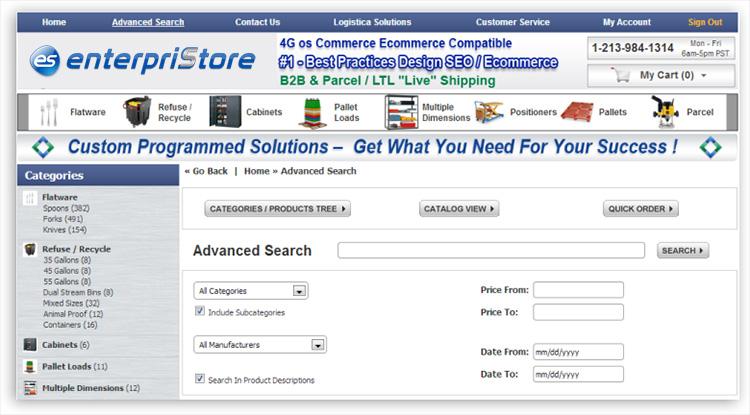 Advanced Search Provide more Control Over The Results Ecommerce Advanced Search