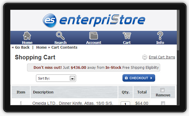 Mobile Responsive Design Ecommerce Platform2 Mobile Checkout