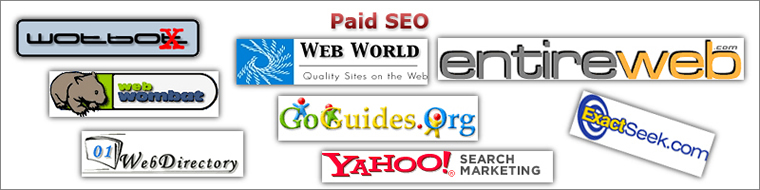 Paid SEO2 Site & Shop Engines