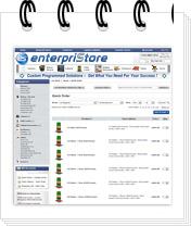 Quick Orders Website Features