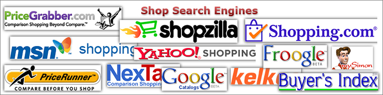 Shop Search Engines1 Shop Search Engines