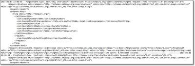 Transaction Log Infor SX.e ERP Ecommerce