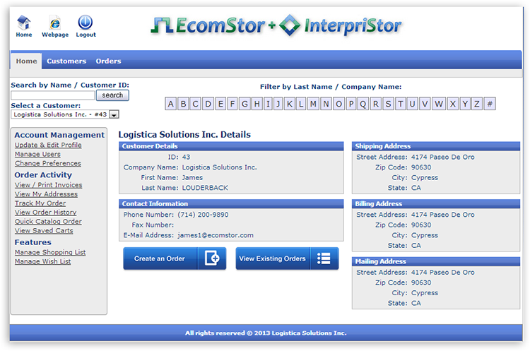 csr login customers Customer Service Portal