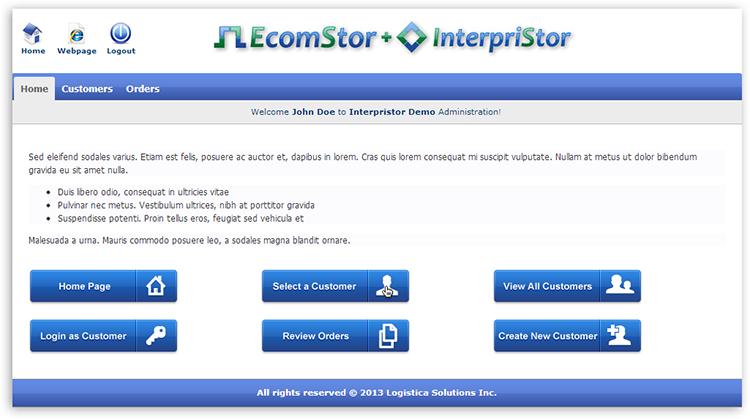 csr login landing page Customer Service Portal