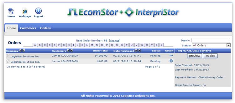 csr login orders Customer Service Portal
