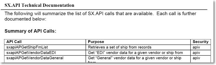 infor sx.e api integration1 Infor SX.e ERP Ecommerce