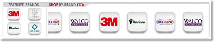 manufacturers top brands featured Vendors / Manufacturers