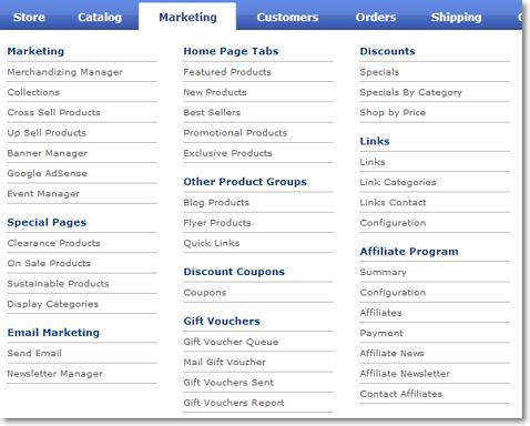 new menu marketing tab 01 Marketing