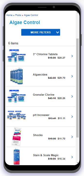 3 Mobile Index – Categories