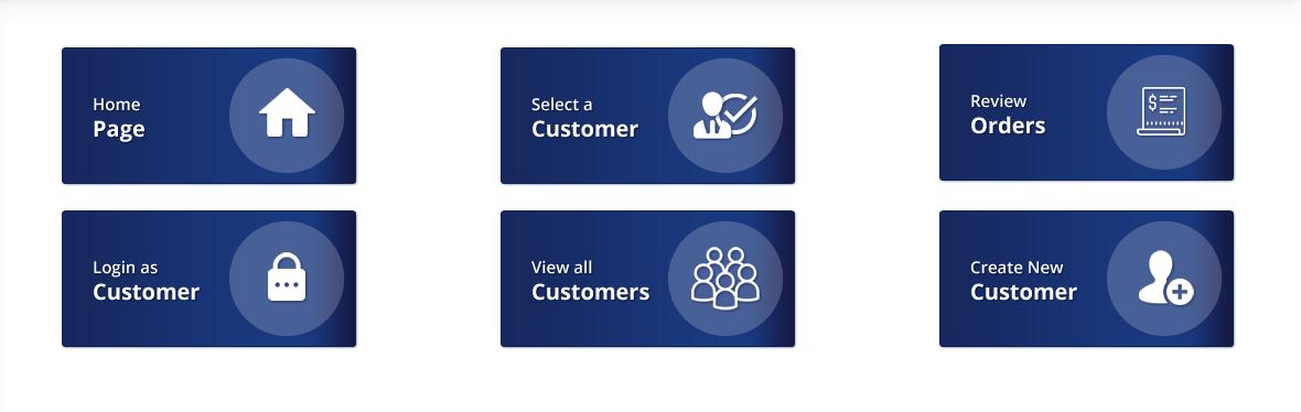 Admin Management – Customer Service Management Workflow Portal Admin Menus Layout CSR