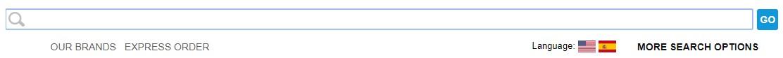 search Ecommerce Advanced Search
